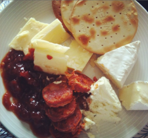Cheese & Chilli Jam