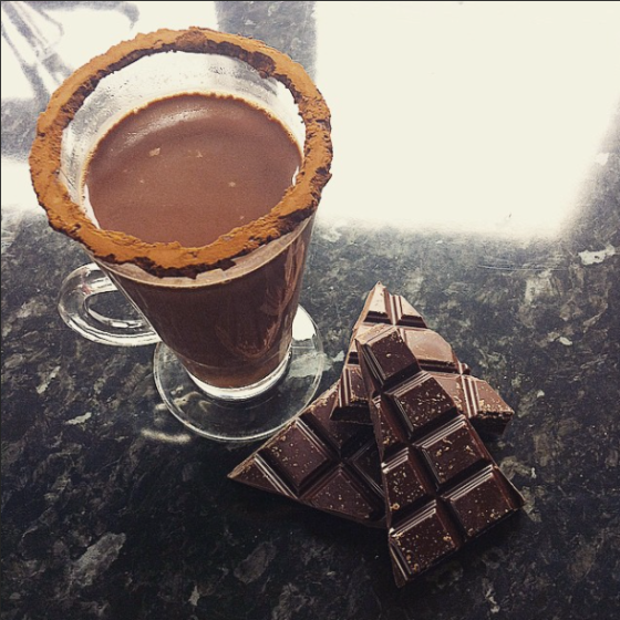 Coffee and Chocolate is a match made in heaven!
